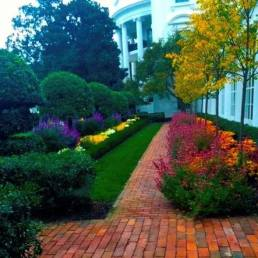 Jacqueline Kennedy Garden at the White House