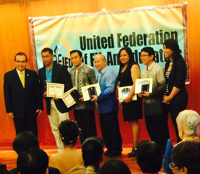 UNIFFIED turns one; teachers honored (4/6)