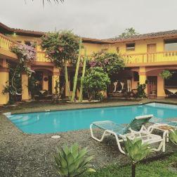 Hotel Posada Canal Grande. Costa Rica