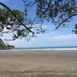 Playa Jaco. Costa Rica